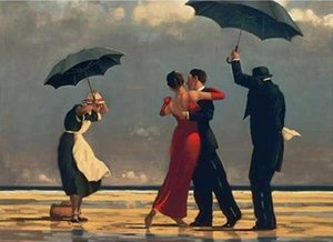 The Singing Butler por Jack Vettriano Home Decor pintado à mão HD cópia da pintura a óleo sobre tela Wall Art Canvas Pictures 200715