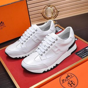 Luxury Mens Shoes Sneakers With Original Box Fashion Sports Shoes Men Trail Goal Sneaker Herren Sportschuhe Mens Shoes H21 Fast Delivery