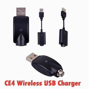 CE4 беспроводной USB зарядное устройство Электронные сигареты USB Vape зарядное устройство для эга 510 Thread Bud касания CE4 батареи Vape Pen