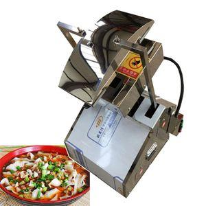 aço inoxidável 220V Faca Commercial raspada macarrão máquina multi-funcional comerciais Noodle elétrica fabricantes de máquinas para a venda