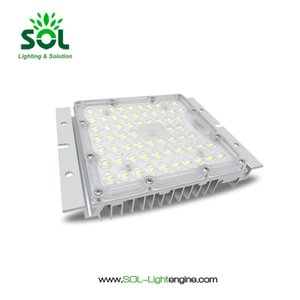 Retrofit module DC Series LED Module High Quality 50W Input Energy With heat sink ,Lens and connector