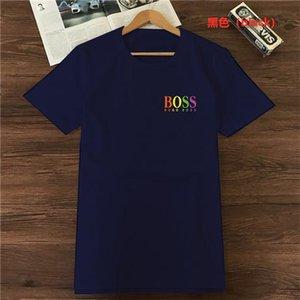 mens designer swim shorts T-shirt T-shirt Mystery Graphic T Shirt Game Of Crow Clothes Men Tshirt Cotton Tops bo̹ss