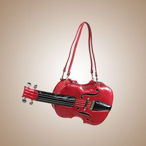 2019 2019 new women's New personalized violin portable diagonal bag style street fashion women's bag fashion