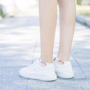 10 Shuang Yi paketi Liaoyuan pamuk kadın tekne Çorap penye nefes alabilen çorap örgü kısa tüp para kadın tekne spor kaybetme