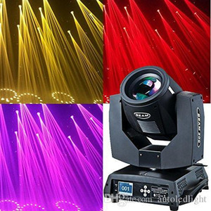 230w LED Spot Beam Moving Head Light Dmx512 7R Dj Stage Light Coming for KTV pub stage dance light