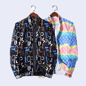 2020 men winter jacket Fashion Luxury Mens Designer Jackets Windbreaker Hoodie Jacket Men Women Autumn Winter Casual Sports Hoodies Jackets