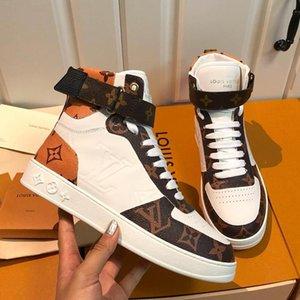 Luxury Shoes Uomini Sport Moda stivali con scatola di alta qualità delle scarpe da tennis Boombox Sneaker Boot Zapatos De Hombre Mens Modo Tipo caviglia