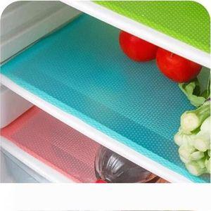 Wholesale 500pcs Refrigerator Freezer Mat Fridge Bin Anti-fouling Anti Frost Waterproof Pad DHL Fedex Free Shipping