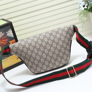 Fashion Classic Womens Bag Belt Bags Shoulder Luxury Designer Women Leather Waist Belt Packs Casual Shoulder Ladies Crossbody Chest Bags
