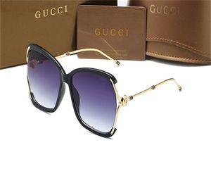 Neff Sonnenbrille Mens Frauen uv400 große Feld-Beschichtung Sun Glasses 2 Lens feminino Brillen Unisex GUCCI