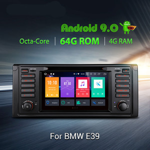 Freeshipping PBX7939B Android 9.0 Radio de coche DVD GPS para BMW Serie 7 E38 E39 1994-2001 1995-2003 1999-2003 M5