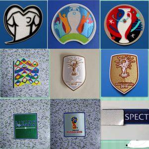 2018 2020 Campeões do Mundo Qualifier Transferência remendo Copa do calor do emblema de Futebol