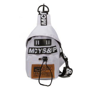 Mini chest bag, new sports cross-over bag, disco bag for men and women