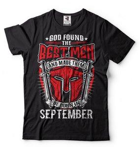 2020 venta caliente de la manera 100% algodón regalo de cumpleaños de la camiseta El mejor nacen en cumpleaños T presentes camisa de la camiseta