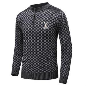 Menswear designer sweater Luxury sweatshirt classic letter long sleeve brand menswear hoodie put hardback designer criminal sweater#0119