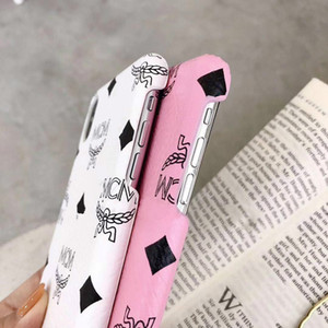 NOTE10 8 9 S20 S20PLUS S7 design Phone case for iPhone X XS MAX XR 8 8plus 7 7plus 6 6s Plus Print Cases Cover Hard TPU Leather Back Shell