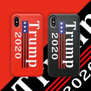 ترامب 2020 الهاتف القضية للحصول على 11 برو XS ماكس XR X 6 7 8 زائد