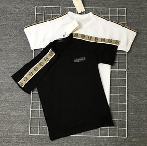 mens progettista magliette Gucci manica corta girocollo donne progettista degli uomini t camicie di marca delle signore della maglietta di stampa del cotone 2020 l'estate