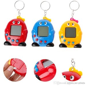 Christmas Gift- 5 Style Electronic Pets Tamagotchi Kids Toys Multi Cyber Pets Tamagochi Toy For Children Xmas Birthday Kids Toys Red Green