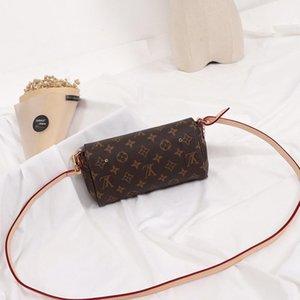 2020 High Quality Womens Bags Chain Design Vintage Leather Mini Ladies Bag Crossbody Small Flap Shoulder Bags Fashion Classic Messenger Bag