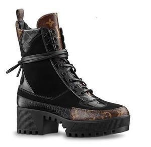 2019 Laureate Platform Desert Boot 1A41QD Women High heels Lolita PUMPS SHOES SNEAKERS Dress Shoes