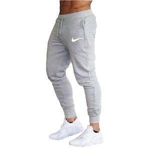 Erkek Casual Sweatpants Fitness Egzersiz hip hop Elastik Pantolon Erkek Giyim Parça Koşucular Man Pantolon İçin 2020 Erkekler Haren Pantolon