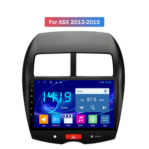 SWC USB 4G + 64G Android 10 2.5D schermo IPS lettore per Mitsubishi ASX 2013-2015 audio stereo Bluetooth