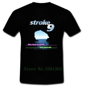 Acidente vascular cerebral camisa 9 Little Black mochila banda de post Grunge camiseta Tamanho t-shirt S M L XL XXL XXXL 4XL 5XL O-Neck engraçado homens Comics t