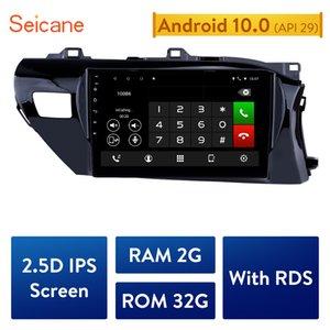 10,0 2GB RAM 32GB ROM Seicane Android для Toyota Hilux Right Hand Drive 2016-2018 автомобиля Радио GPS Navi Stereo Multimedia Player