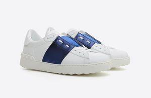 Casual Athletic Shoes fitness Comfort casuale Scarpa Sport Sneaker Mens casuali Scarpe in pelle Designer formatori sport delle donne C26