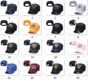 2020 New Dad Hat Baseball Cap For Men And Women Famous Cotton Adjustable Skull Sport Golf Curved Hat casquette bone gorra