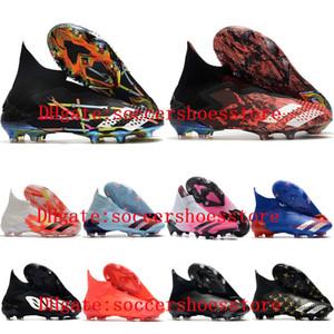 2020 de qualité supérieure chaussures pour hommes de football de crampons de football Predator mutateur 20+ FG 20 chaussures de football de haute cheville scarpe calcio ART 1 unité dans la diversité