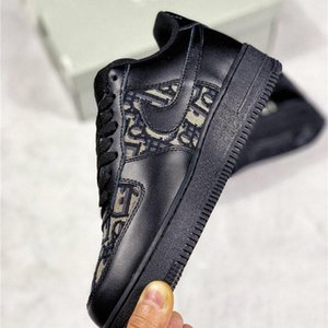 Women 2020 New Low Men Cut One 1 Casual Shoes White af 1 Black Dunk Sports Skateboard Shoes Classic Trainers High Sneakers