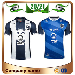 2020 Liga MX Monterrey Soccer Jersey 20/21 D. PABON R.FUNES MORI AKE LOBA football shirt V.JANSSEN L.VANGIONI football uniforme