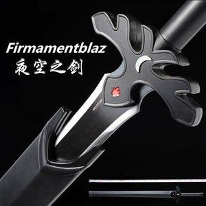 DHL Neue 105cm Sword Art Online SAO Firmamentblaz Schwert Cosplay Props Waffen No Sharp Dekorative für Halloween