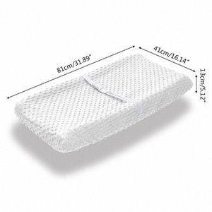 Baby Changing Pad Cover Infant Soft Breathable Diaper Changing Table Sheets Mat P31B BPJo#