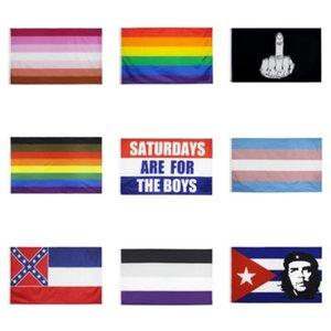 Bandera delgada línea azul de EE.UU. Decal Pegatinas para Coches Camiones - 6.5 * 11.5CM estadounidense EE.UU. Bandera de la etiqueta engomada Para pared de la ventana # 616
