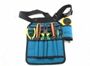Sunred azul de alta qualidade com eletrônicos de 2014 novas ferramentas multifuncionais lona preta bolsa 600D No.106 freeship qMI9 #