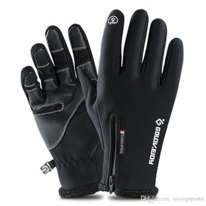 Winter Warm Touch Screen Gloves Waterproof Windproof No-slip Winter gloves for Winter Sports Cycling Skiing Climbing Motorcycle Men Women