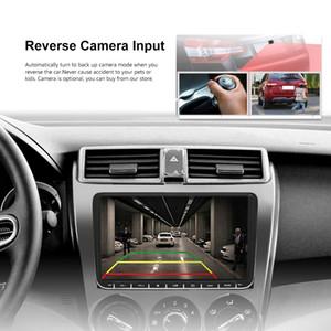 "Freeshipping 2 Din Android 9"" Navegação GPS Car Rádios Stereo Multimedia Player Para Bora Golf Polo VW Volkswagen Passat B7 B6 Touran"