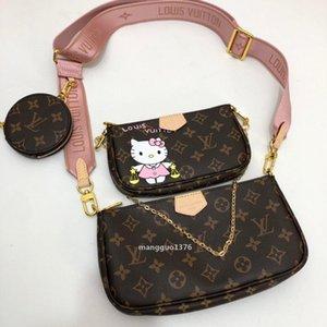 luxury Designerss a20 Fashion Love heart V Wave Pattern Satchel Designerss Shoulder Bag Chain Handbag Luxury Crossbody Purse Lady Tote bags