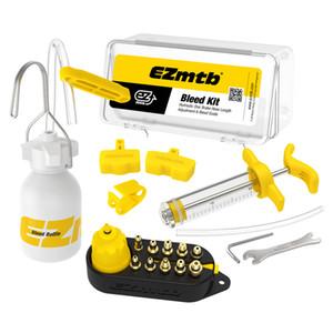 Велосипед гидравлический дисковый тормоз масло Bleed Kit Инструменты для,, Tektro, MAGURA серии MTB дорожный велосипед Brake Repair Tool RR7306