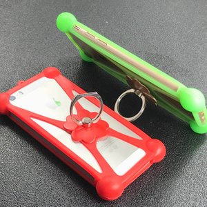 Haier Alpha A1 A3 Lite A6 A7 I8 E11 P10 P11 caso P8 E7 E13 copertura del telefono Ruota Anello caso Haier G50 G51 G7S T51 molle universale