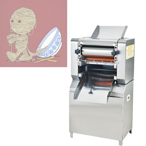 30-35kg / ч машина Коммерческая Pasta, Электрический чайник Паста Noodle машина, бытовая лапша машина с самым лучшим качеством