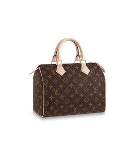 M41109 Speedy 25 Women Handbags Iconic Top Handles Shoulder Bags Totes Cross Body Bag Clutches Evening