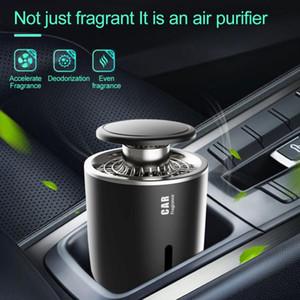 Car Air Purificateur Mini Air Cleaner Portable ioniseur Aroma voiture Diffuseur ioniseur Fresher pour Bureau