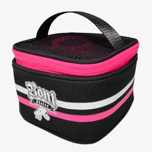 BONT Wheels bag Black Red