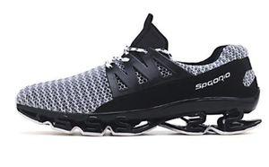 Sapatos casuais Damping Água pé de tênis respirável Voar Walking resistente ao desgaste confortável instrutor Lightweight Tennis Damping