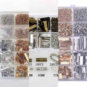 DGH0D lobsterextension chain jewelry material boxed package B1-002 Vestlobsterextension chain DIY jewelry material boxed package Diy Vest ve