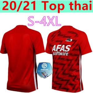 20-21 AZ Alkmaar ev futbol forması 2020 2021 DE WIT STENGS Boadu futbol forması AZ Alkmaar camiseta de futbol maillot de foot camisa
